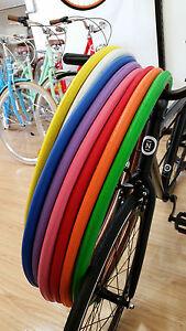 Kenda K191 Coloured Bicycle Tyres 700x23c Road Bike FIXIE