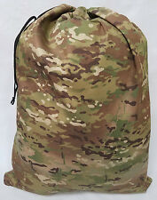 MULTICAM CAMO 30x40 CANVAS LAUNDRY BAG- MADE IN USA