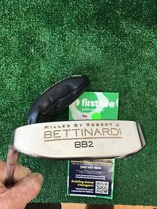 """Bettinardi BB2 RJB Putter 35"""" Inches Left Handed"""