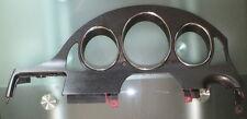 BLACK REFURBISHED 96-04 MERCEDES SLK230  R170 SPEEDOMETER TRIM Bezel 1706800336