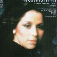 Tina Charles - I Love to Love [New CD]