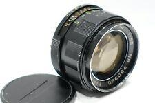 Pentax M42 fit Panorama 55mm 1:1.4 lens, camera lens made by Cosina/Tomioka