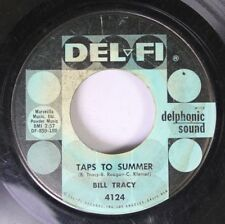 50'S/60'S 45 Bill Tracy - Taps To Summer / You'Re My Girl On Del-Fi