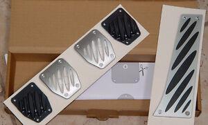 BMW OEM Z3 E53 X5 E39 5 Series E46 3 Series Aluminum Pedal Pads For Manual