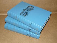 Anton Chekhov COLLECTED STORIES Folio Edition set - THREE BOOKS OF FOUR