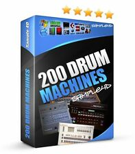 6800+ Drum Machine Samples Hip Hop Rap Dance Dubstep Club Electro Pop Rock