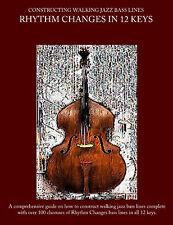 Jazz Bass Lines In 12 Keys Method Book Ii