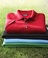 {3} PING Golf NEW Mens Size XXXXL DRY FIBER Dri Fit Polo Sport Shirts 4XL $180