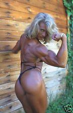 Female Bodybuilder Denise Rutkowski WPW-195 DVD or VHS