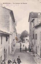* MANZIANA - Via Antonio De Sanctis