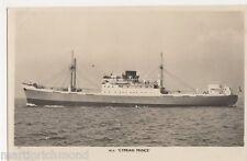 M.V. Cyprian Prince, Merchant Shipping RP Postcard, B544