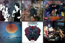 Santana Vinyl Sammlung Vol. 8: 6x LP Abraxas, 3, Amigos, Caravanserai, ... .