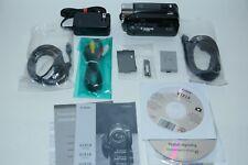 Canon HF R20 Camcorder - Black High Def