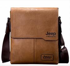 Borsello uomo tracolla Jeep Buluo pelle 2017 Iphone Ipad men bag messenger