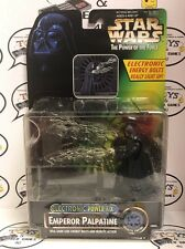 Star Wars POTF Electronic Power F/X Emperor Palpatine Action Figure MOSC!