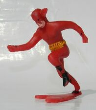 VINTAGE RARE SUPER HEROE FLASH ACTION FIGURE MADE IN MEXICO 4 1/2''