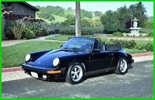 1983 Porsche 911 911SC CABRIOLET