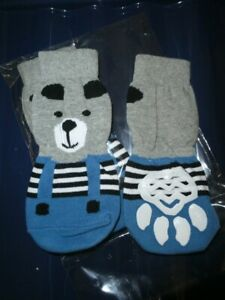 Pet Socks 4 , Dog, Extra Large sizes  Non-slip socks, indoor use, more colors