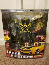 Transformers Movie Costco Exclusive Gold Battle Ops Bumblebee Limited Edition