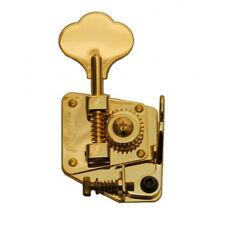 Hipshot 20200G BT2 Bass Xtender Tuning Machine, Clover Key, Gold