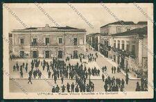 Ragusa Vittoria cartolina QQ0613