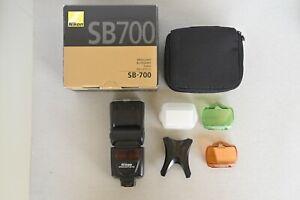 nikon sb-700 speedlight flash Professional