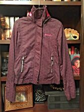 Bench.Black and Pink BBQ Jacket - NWT - Size S/P