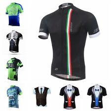 2018 New Radtrikot Tops Sommer Racing Radsportbekleidung Kurzarm-Bike-Shirt
