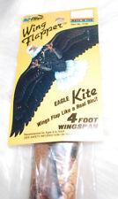 Eagle Kite Hi-Flier Wing Flapper 4FT Wingspan Vintage Bird #2726 Ages 8+ NIP