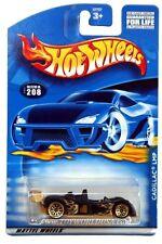 2001 Hot Wheels #208 Cadillac LMP