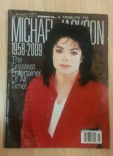 Word Up! Magazine Tribute to Michael Jackson