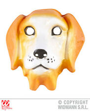Máscara De Perro De Pvc Childs Cachorro Perro Animal Disfraz Accesorio