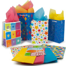 60pc American Greetings All Occasion Gift Set w/ Party Bags Tissue Wrapping Tags