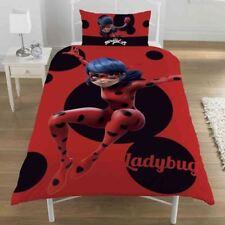 Ropa de cama Disney color principal rojo de poliéster para niños