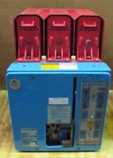 BBC LKE 8 LKE8 0A 800A 800 A AMP 600V LOW VOLTAGE POWER BREAKER W/ LSS4 TRIP