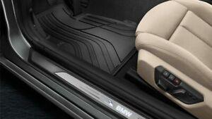 Originale BMW Tutte le Stagioni Tappetini Frontale 3er F30/F31/F34 3er Gt -