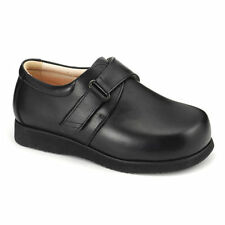 Mt Emey by Apis Footwear Therapeutic Diabetic Shoes 9106 Womens 8 Black Leather
