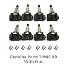 OEM Hyundai Kia TPMS Tire Valve Pressure Sensor 52933-D4100 / 52934-D4100 8pcs