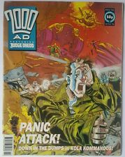 2000ad comics - 2000ad featuring judge dredd 785