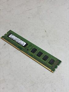 SAMSUNG 1GB 1RX8 PC3-8500U-07-10-A0 M378B2873EH1 DESKTOP MEMORY RAM