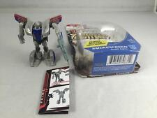TRANSFORMERS PRIME BEAST HUNTERS CYBERVERSE LEGION CLASS SMOKESCREEN COMPLETE!