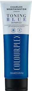 Charles Worthington ColourPlex Toning Blue Shampoo 1x250ml Hair NEW