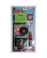 My Life As All American Girl Doll Retro Play Set, Record Player, Lava Lamp