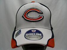 CHICAGO BEARS - NFL - REEBOK - S/M SIZE FLEX FIT BALL CAP HAT!