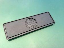 MG NEW PLASTIC MGB ROADSTER OR GT RADIO BLANKING BLANK PLATE ROW6-M