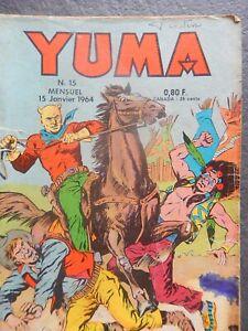 YUMA N° 15 - 1964