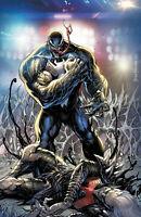 KING IN BLACK #5 (VENOM TYLER KIRKHAM EXCLUSIVE VIRGIN VARIANT) ~ Marvel Comics