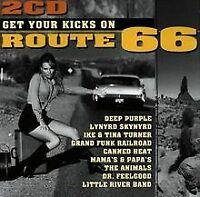 Route 66 von Various | CD | Zustand gut