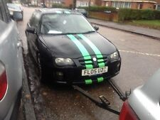 Rover 25 mgzr TROPHY BLACK  BREAKING for SPARES PBT PAINT CODE