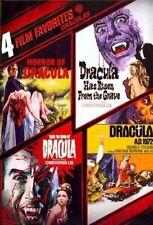 4 Film Favorites Draculas 0085391174264 DVD Region 1 P H